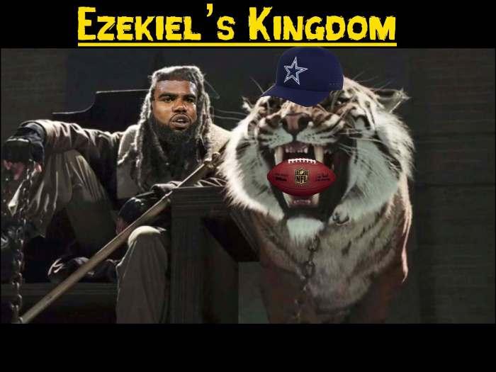 Ezekiel's Kingdom